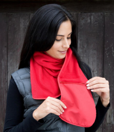 RESULT POLARTHERM SCARF WITH ZIP