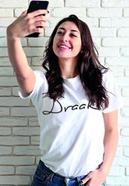 T-shirt Draak
