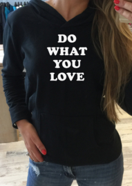 Hoodie Do What You Love