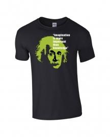 T-shirt Albert Einstein II
