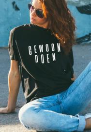 T-shirt Gewoon Doen
