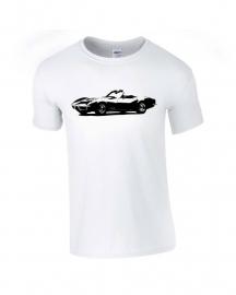 T-shirt Corvette