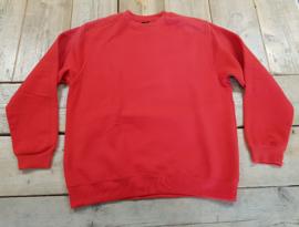 Work Sweater B&C Hero Pro - Rood - maat XL