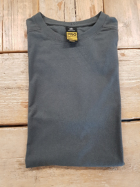 Work T-shirt B&C Perfect Pro - Dark Grey- Maat L