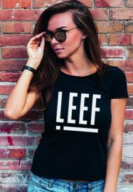 T-shirt LEEF!