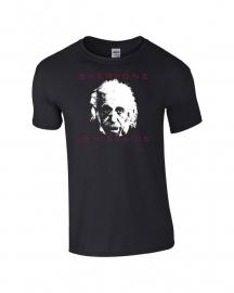 T-shirt Albert Einstein IV