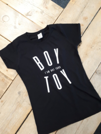 T-shirt BOY I'am not your TOY