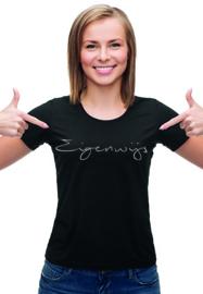 T-shirt Eigenwijs (dun)