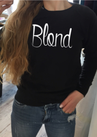 SWEATER BLOND
