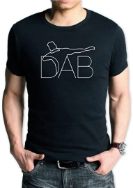 T-shirt DAB I | heren