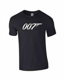 T-shirt James Bond I