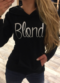 Hoodie Blond