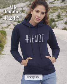 Hoodie #TEMOE