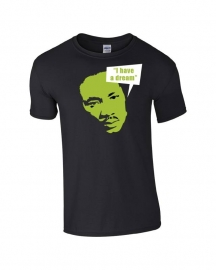T-shirt Martin Luther King II