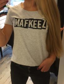 T-shirt Mafkeez