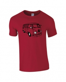 T-shirt VW Bus II