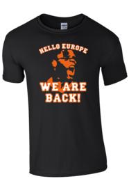 T-SHIRT HELLO EUROPE 4