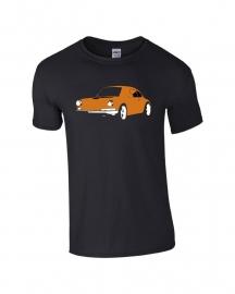T-shirt Porsche II