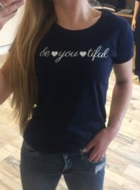 T-shirt Be|You|Tiful