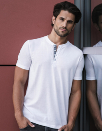 Men's Henley HD T