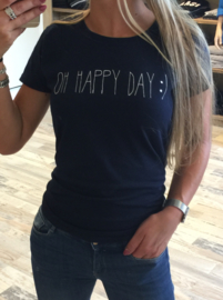T-shirt Oh Happy Day