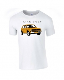 T-shirt VW Golf