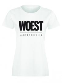 T-shirt | WOEST aantrekkelijk