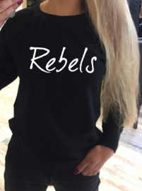 SWEATER REBELS