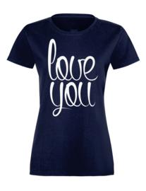 T-shirt LOVE YOU