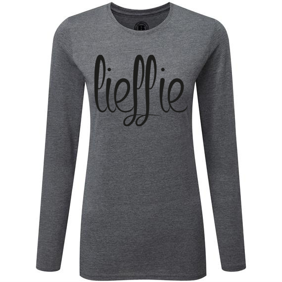 T-shirt (lange mouw) LIEFFIE