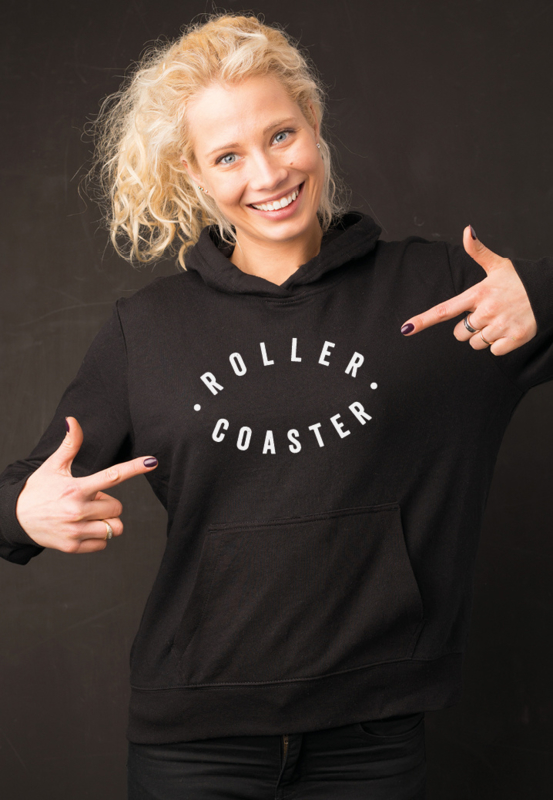 HOODIE ROLLERCOASTER