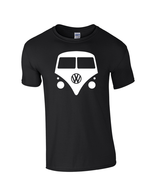 T-shirt VW Bus 3