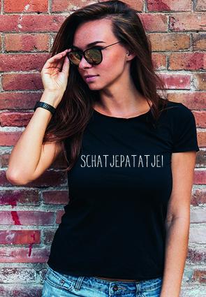 T-shirt Schatjepatatje