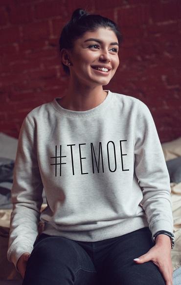 Trui #TEMOE