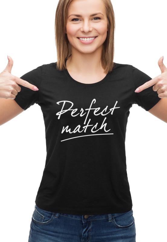 T-shirt Perfect Match