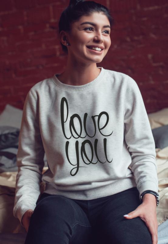 Trui LOVE YOU