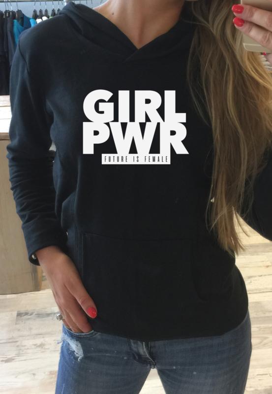 Hoodie Girl PWR
