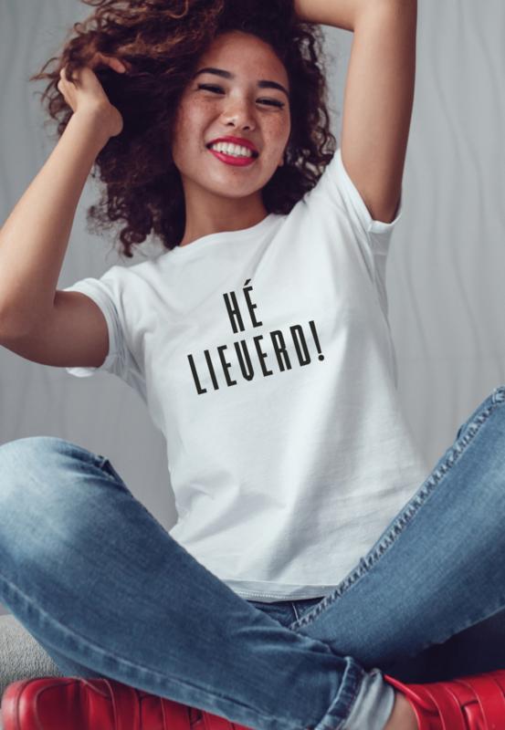 T-shirt Lieverd!