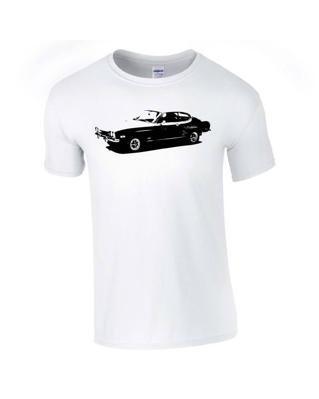T-shirt Ford Capri