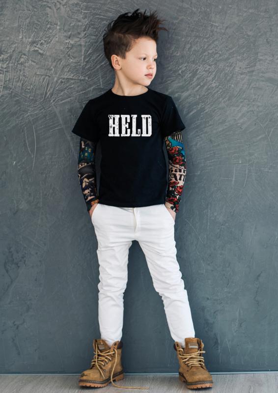 T-SHIRT HELD
