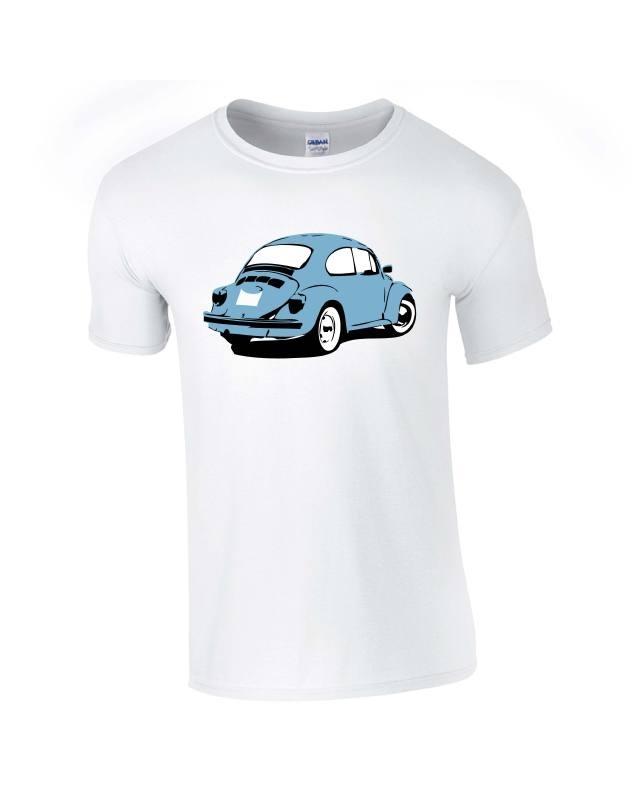 T-shirt VW Kever III