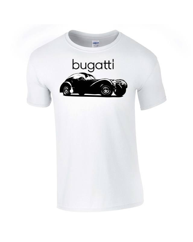 T-shirt Bugatti