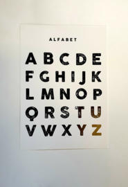 A4 Poster- ABC