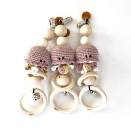 WAGENHANGER- Jellyfish vintage pink