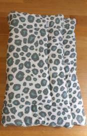 BOXKLEED- Leopard stone green