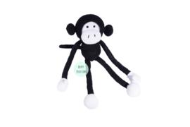 KNUFFEL - aap zwart