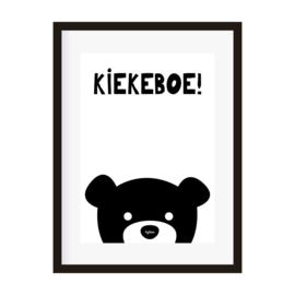 A4 Poster - Kiekeboe