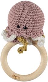 RAMMELAAR- Jellyfish vintage pink