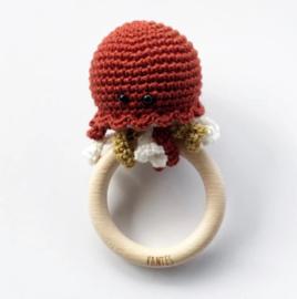 RAMMELAAR- Jellyfish Roest