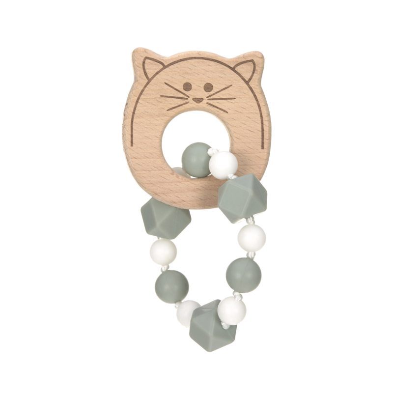 BIJTRING ARMBAND- Lässig Little Chums Cat